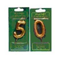 Números 50 años