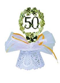Aniversario decorado 50 años